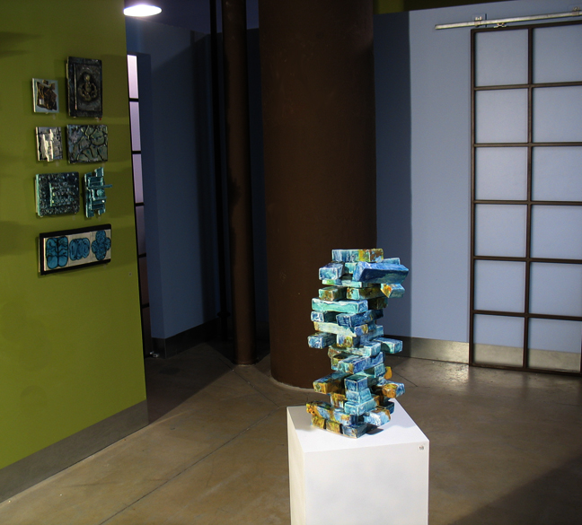 "Detail:  ""Games We Play"" show.  ""Jenga Earth"""